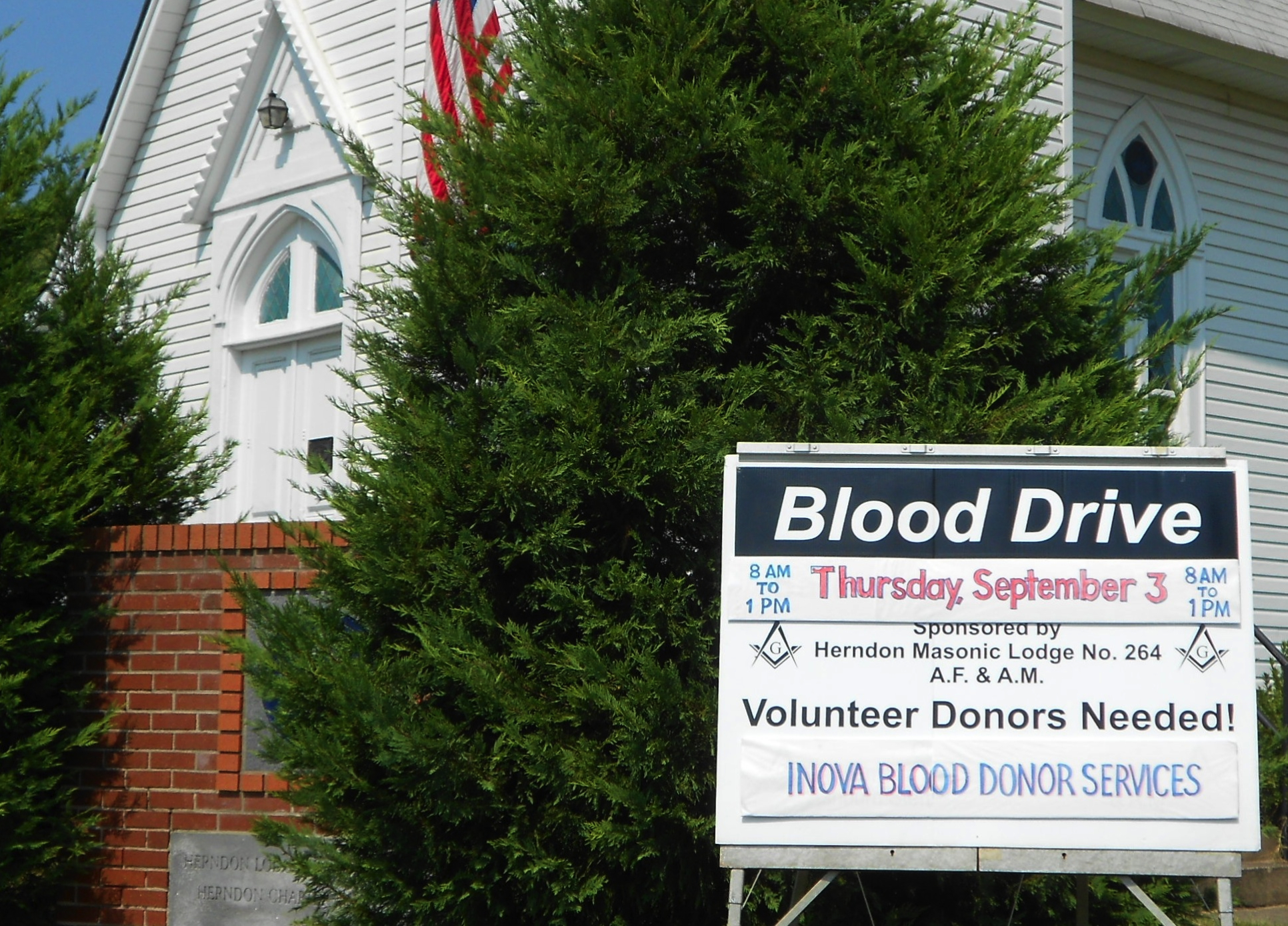 HEALTH SERVICES AND BLOOD DONOR PROGRAM