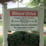 July 27 Blood Drive