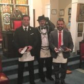 Herndon's newest Master Masons