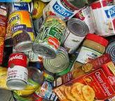 """Drive-by"" Canned Food Drive"
